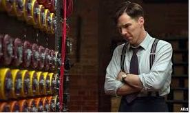 Illustration:  xxx plays Alan Turing in the film, The Imitation Game (Image from xxx/The Economist)