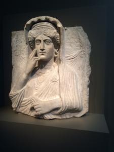 Palmyra statue