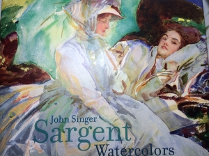 Illustration: Photo of new book on John Singer Sargent with introduction by Richard Ormand