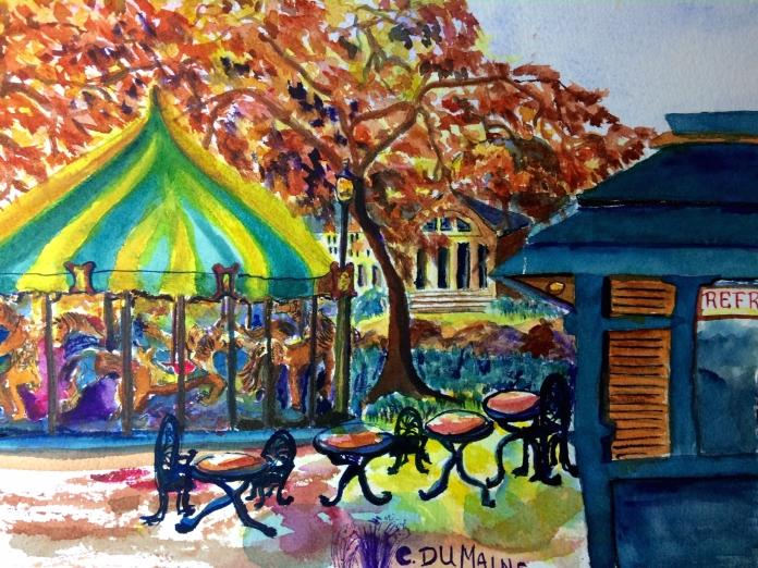 Carousel Study 3