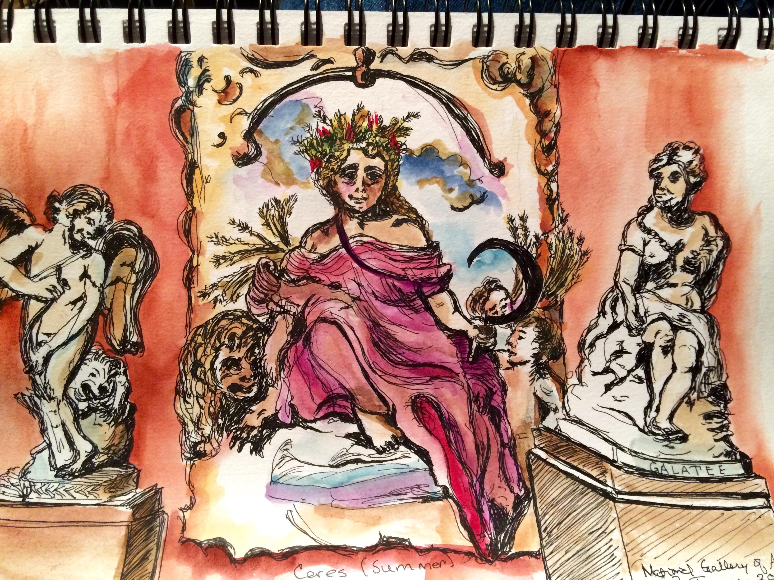 Gallery Sketch