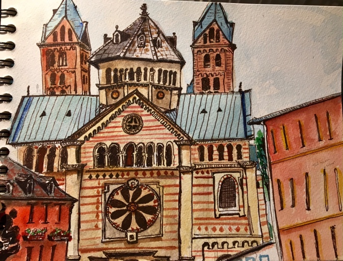 Speyer Cathedral 1
