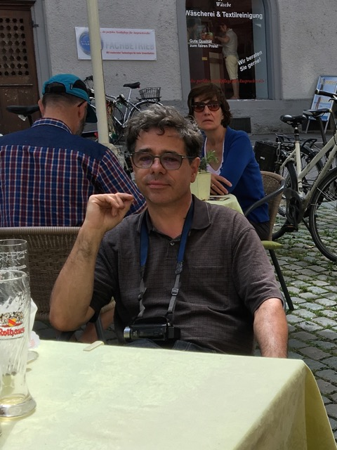 Andy in Konstanz