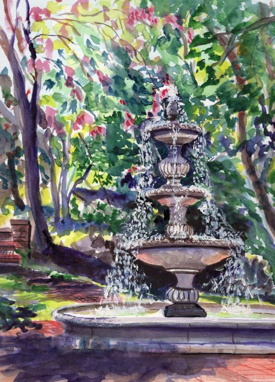 KensingtonFountain
